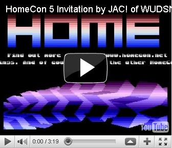 HomeCon 5 invitation