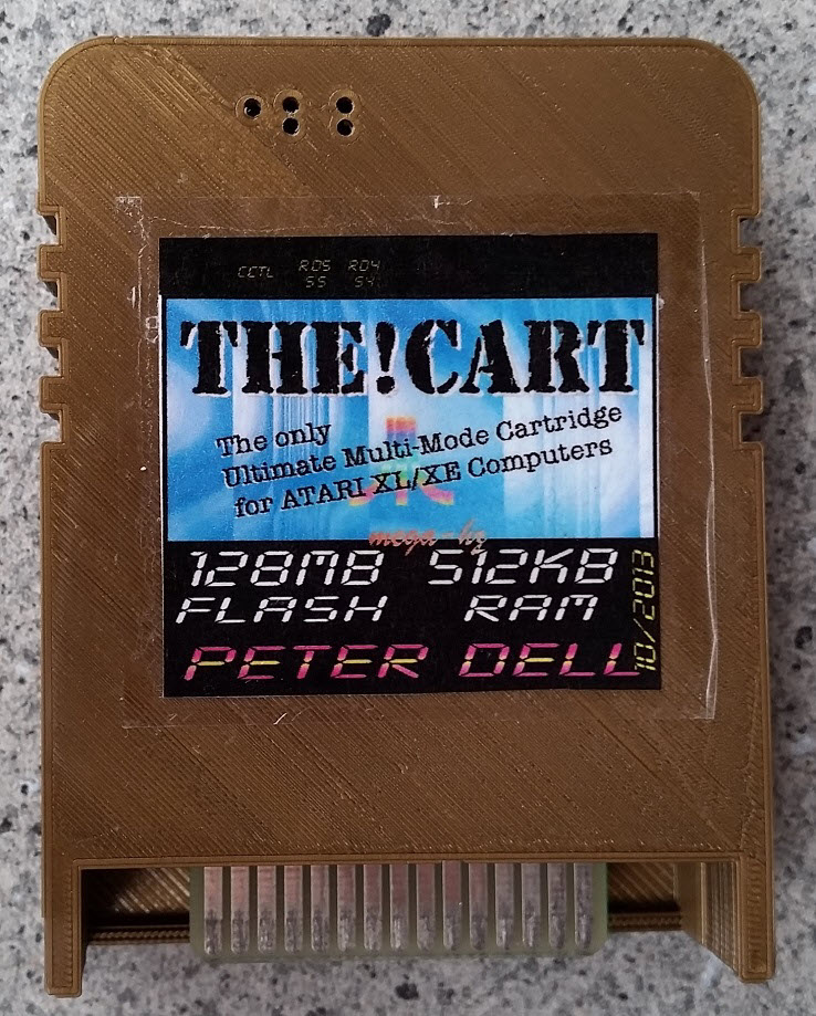 The!Cart Shell, front, closed