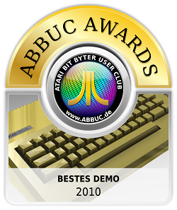ABBUC Award 2010 - Best demo