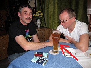 mega-hz and me discussing the new entries for the hardware content 2012 and 2013