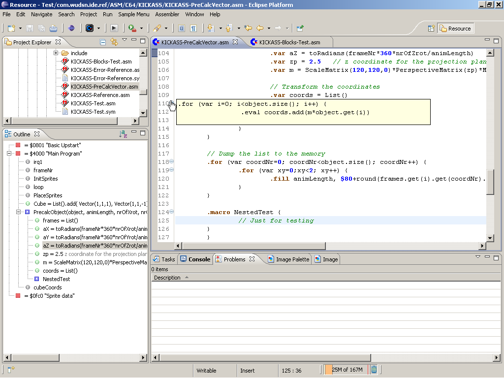 CSDb] - User Forums - WUDSN IDE: The free integrated 6502