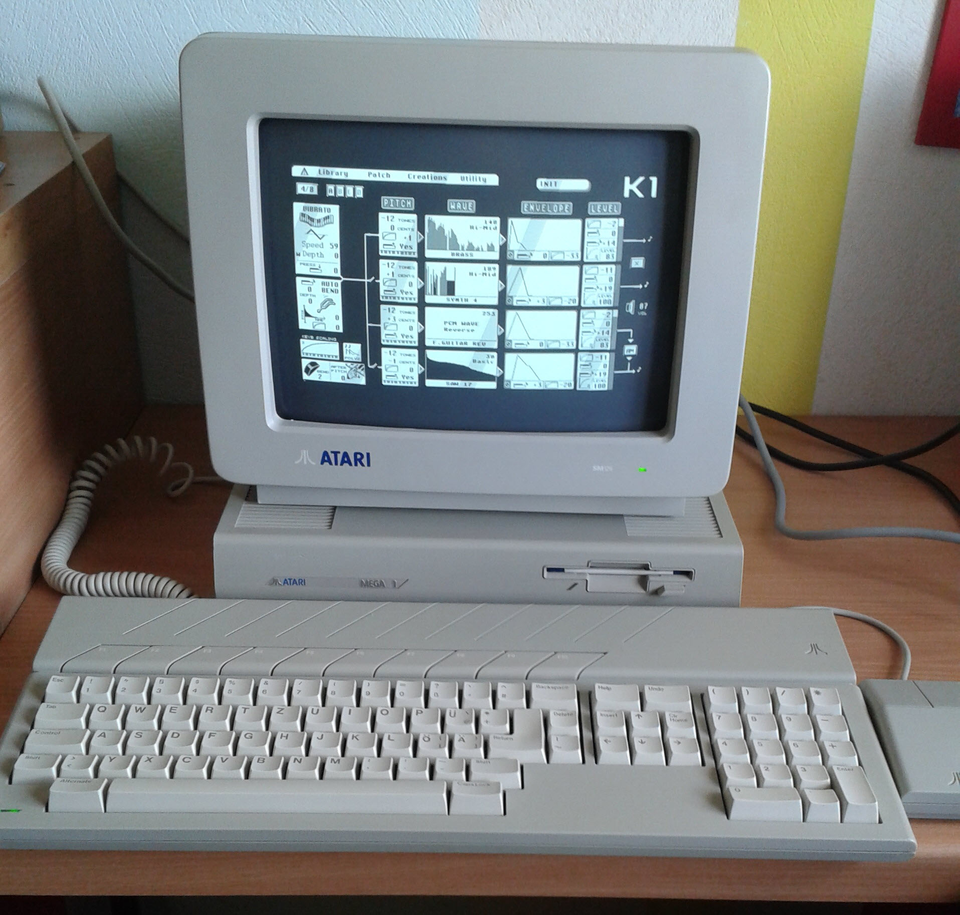 Wudsn 8 Bit Are Enough Coding Demos And Fun With Atari Computers # Idee Rangement Cd